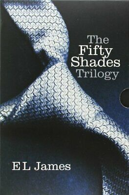 Fifty Shades Trilogy Boxed Set: fifty shades of grey; fifty sha... by James, E L