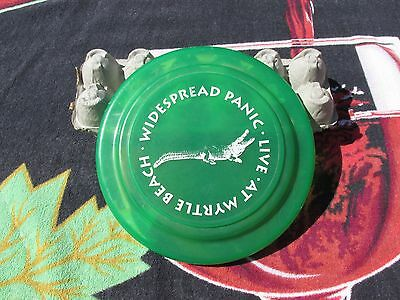Widespread Panic Live at Myrtle Beach Frisbee Disc