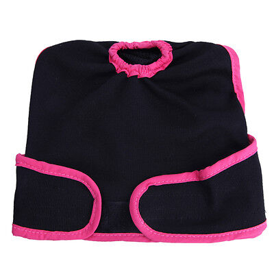 Washable Female Pet Puppy Dog Briefs Hygiene Sanitary Menstrual Pants Diaper NEW