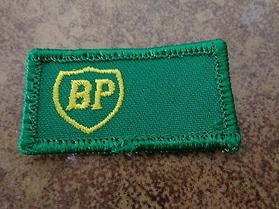 BP Fuel Embroidery Patch Advertising, Collectors Nice!