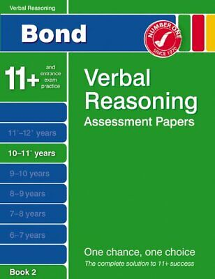 Bond Assessment Papers: More Fourth Papers in Verba... by Jane Bayliss Paperback