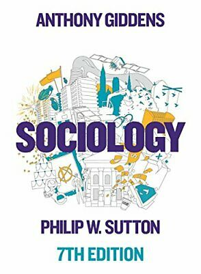 Sociology by Sutton, Philip W. Book The Cheap Fast Free Post