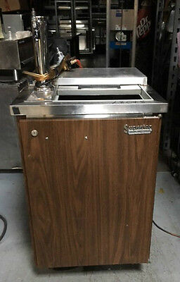 BM23C Beverage Air Draft Beer Dispenser/Keg Cooler