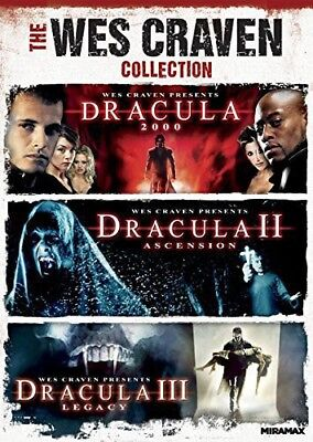 Wes Craven Collection:dracula DVD