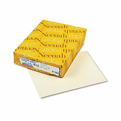 Neenah Paper Classic Crest Fine Paper 24lb Baronial Ivory - Ream New