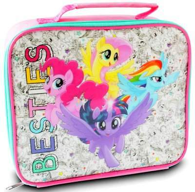 My Little Pony 'Friends Forever' Lunch Bag/Box | Lunchbox | NEW