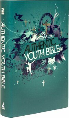 ERV Authentic Youth Bible Teal (Easy Read Version) (Bible ... by Authentic Media