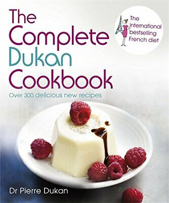 The Complete Dukan Cookbook by Dr Pierre Dukan Book The Cheap Fast Free Post