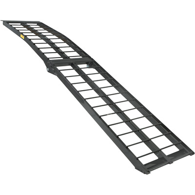 Titan 9' Long Truck Loading Ramp for Motorcycle Harley Cruiser dirtbike 108-M