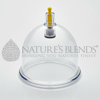 New Natures Blends 50 Disposable Cupping Therapy Cups Free Next Day Delivery