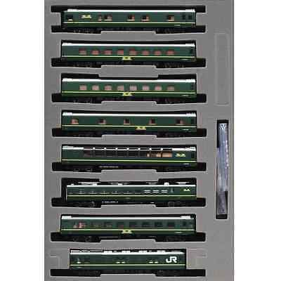 Tomix 98955 JR Sleeping Cars Series 24 Special Twilight Express 8 Cars Set - N