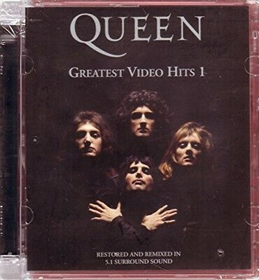 Queen - Greatest Video Hits [New DVD] Super Jewel Box