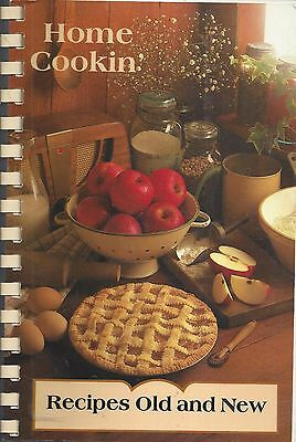 *russellville Ar 197 First Free Will Baptist Church Cook Book *recipes Old & New