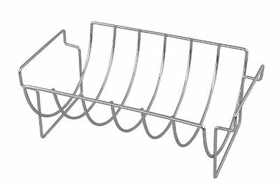 Campingaz Premium Barbecue Roast Basket and Rack - Silver