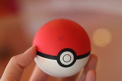 """USA Seller Cosplay POKEMON Soft Foam 2.5"""" Squeeze Squishy Pokeball w/ Defects"""