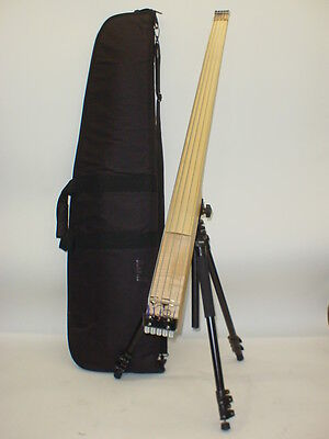 Kydd Basses 5-String Electric Upright Bass - Natural