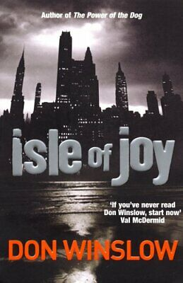 Isle Of Joy by Don Winslow Paperback Book The Cheap Fast Free Post