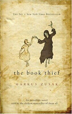 The Book Thief by Zusak, Markus Hardback Book The Cheap Fast Free Post
