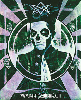Ghost, Ghost BC Papa print Signed and numbered very limited edition In Stock Now