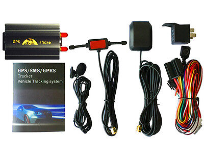 Coban GPRS GSM SMS Vehicle Car GPS Tracker TK103A Tracking Device Alarm System N
