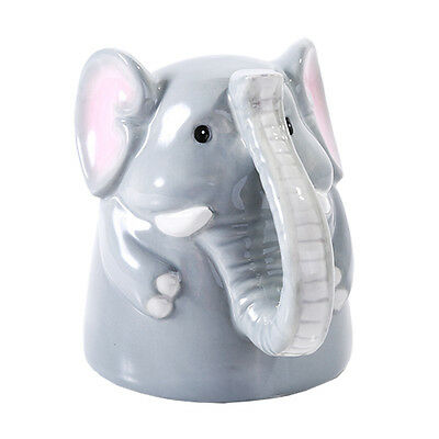 Topsy Turvy Elephant Coffee Mug Adorable Mug Upside Down Tea Home Office