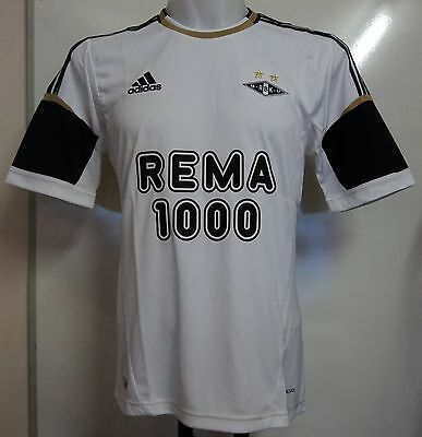 Rosenborg Bk 2012/13 Home Shirt By Adidas Adults Size Medium Brand New With Tags