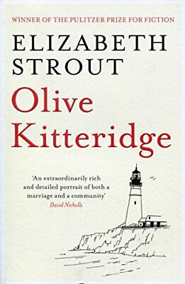 Olive Kitteridge, Strout, Elizabeth Paperback Book The Cheap Fast Free Post