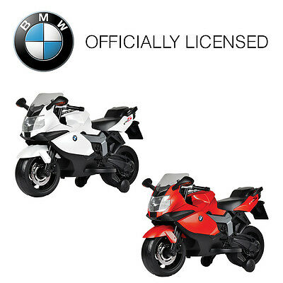 Bmw Motorcycle Kids Ride On Electric Motorbike Children's Battery Bike Car