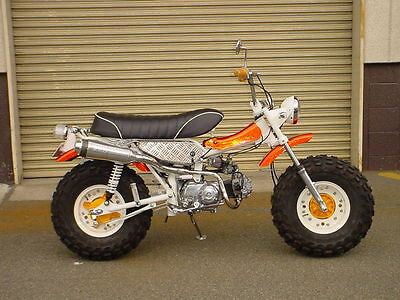 Suzuki Rv90 Rv 90 2-Stroke Minibike Workshop Service Repair & Parts Manual