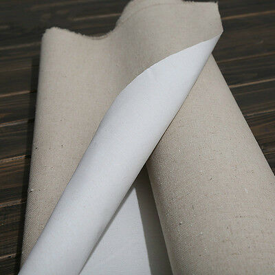 1M Artists Blank Stretched Linen Canvas Oil Colour Painting Board Art Canvas New