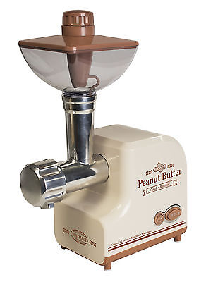 Nostalgia Electrics PBM500 Professional Peanut Butter Maker