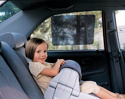 Diono / Sunshine Kids  Static Cling Window Sun Shade 2 per Pack Removable