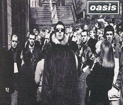 OASIS D'You Know What I Mean? CD Single Creation CRESCD 256 1997