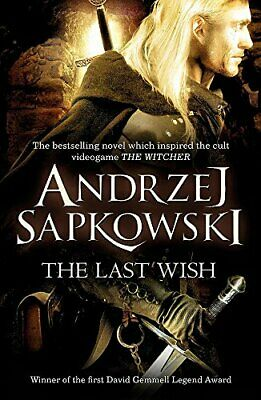 The Last Wish by Sapkowski, Andrzej Paperback Book The Cheap Fast Free Post
