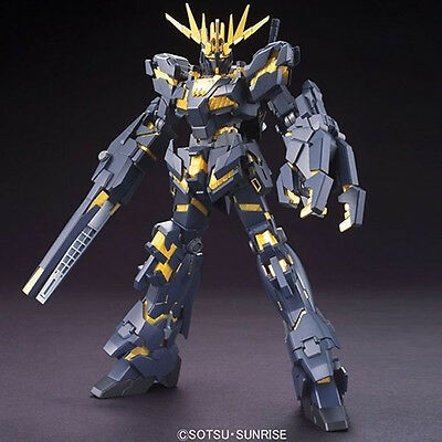 RX-0 Unicorn Gundam 02 Banshee Destroy Mode GUNPLA HGUC High Grade 1/144 BANDAI