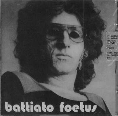 Foetus (English Version) - Franco Battiato CD