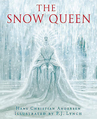 The Snow Queen by Hans Christian Andersen (Paperback) New Book