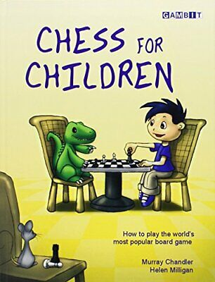Chess for Children by Milligan, Helen Hardback Book The Cheap Fast Free Post