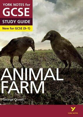 Animal Farm: York Notes for GCSE (9-1) by Opalinska, Wanda Book The Cheap Fast