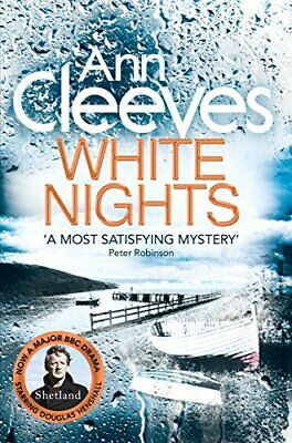 White Nights (Shetland) by Cleeves, Ann Book The Cheap Fast Free Post