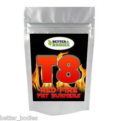 120 Strong T8 Fat Burners Diet Weight Loss Pills Slimming Tablets Legal SAFE