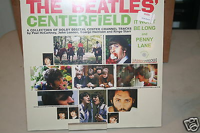 Centerfield by the Beatles, New Sealed Vinyl