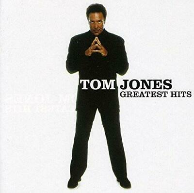 Tom Jones - Greatest Hits - Tom Jones CD 4XVG The Cheap Fast Free Post The Cheap