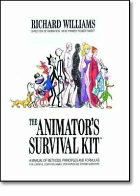 The Animator's Survival Kit: A Working Manu... by Williams, Richard E. Paperback