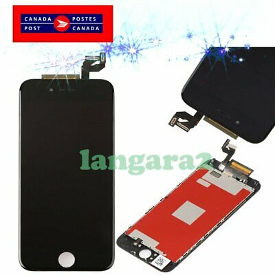 For iPhone6S LCD Screen Replacement Digitizer Touch Assembly Display Glass BlacK