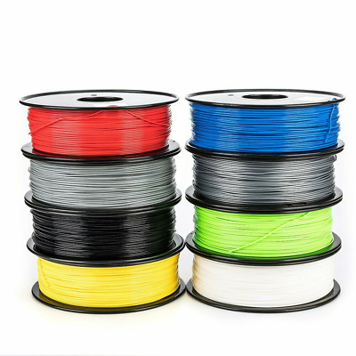 3D Printer Filament 1.75mm ABS 1KG/Roll Colours Engineer Drawing Art Aussie