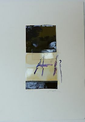 Helle Jetzig (1956), 1992, 40 x 30 cm, Collagetechnik, Mixed Media