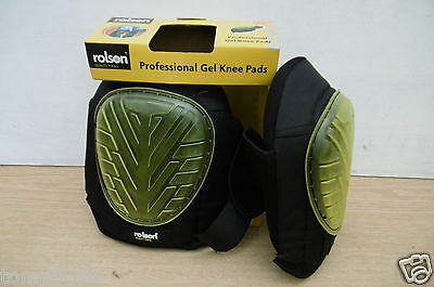 Rolson Professional Gel Knee Pads 82711