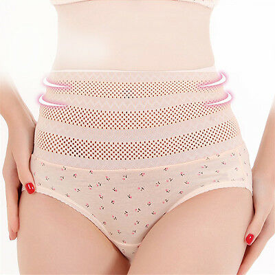 New Pregnant Women Underwear High Waist Postpartum Recovery Soft Cotton Panties