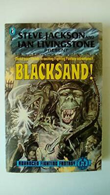 Blacksand: Advanced Fighting Fantasy (Puffin Advent by Marc Gascoigne 0140343962
